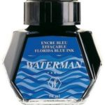 waterman inchiostro blu
